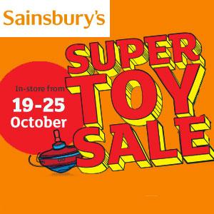 sainsbury's toy sale - photo #9