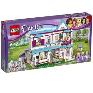 LEGO 41314 Stephanies House Set